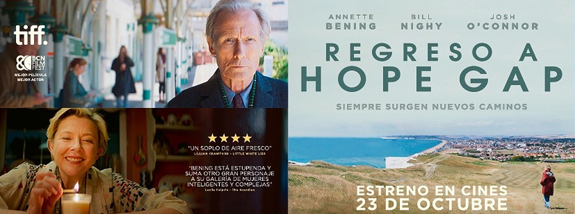 C - REGRESO A HOPE GAP